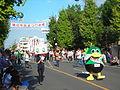 越谷市民祭りフィナーレパレード.JPG