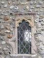 -2019-01-03 Small Window, Porch, All Saints parish church, Mundesley.JPG