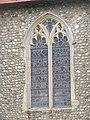 -2019-01-03 Window, south facing elevation, All Saints parish church, Mundesley (3).JPG