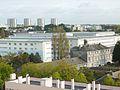 015 La cité scolaire de Kérichen et les tours de Pontanézen.jpg