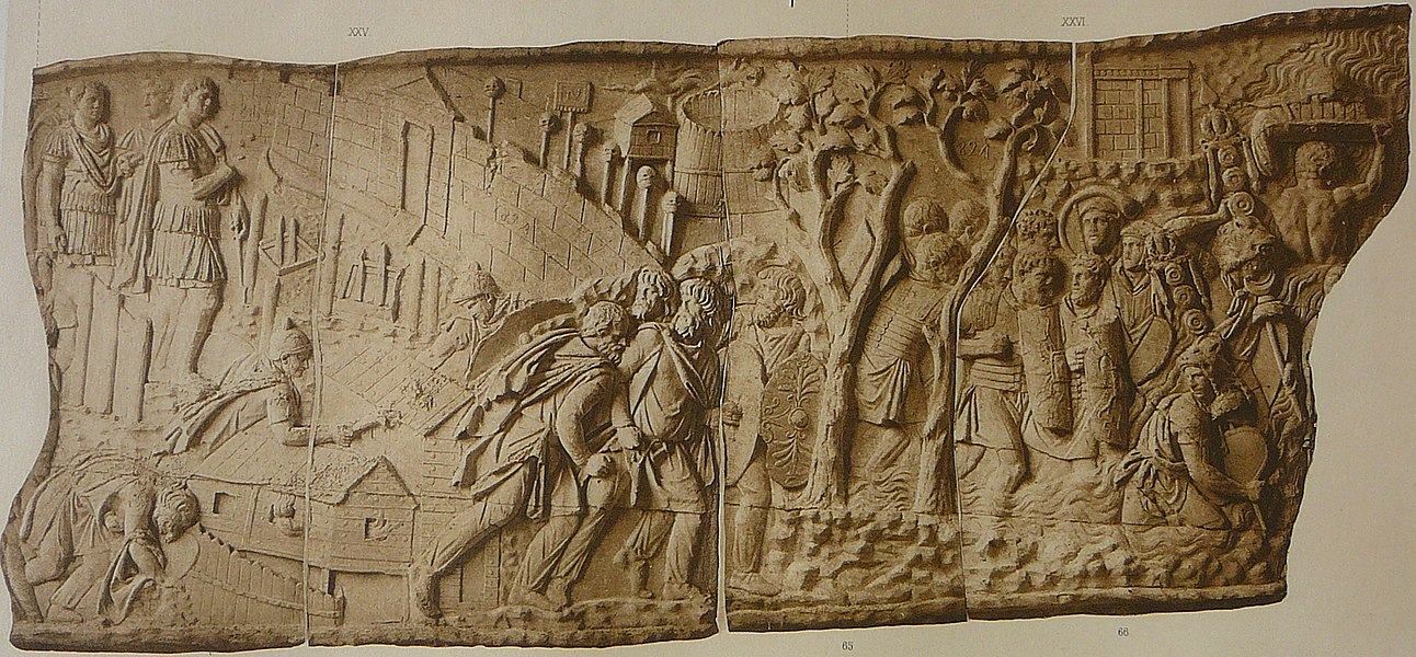 trajan's column - image 1