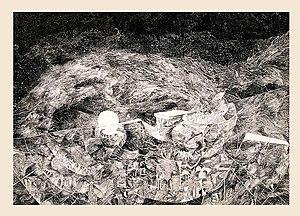 Vlado Goreski - Image: 02 posleden ostrov,bakropis.Jjpg