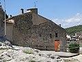 044 Cal Mas de l'Espasa, c. Aire 3 (Calafell), des del c. de les Penyes.jpg