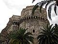 083 Castello Aragonese, torre oest.jpg