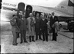 09-19-1947 02723 Aankomst burgemeester van Praag (10474650465).jpg