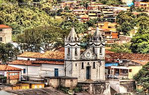 Raposos - Igreja de Nossa Senhora da Conceição