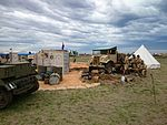 100 Years of ANZAC display at the 2015 Australian International Airshow 19.jpg