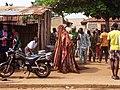 10 Janvier à Ouidah; Egoun goun en déambulation 07.jpg