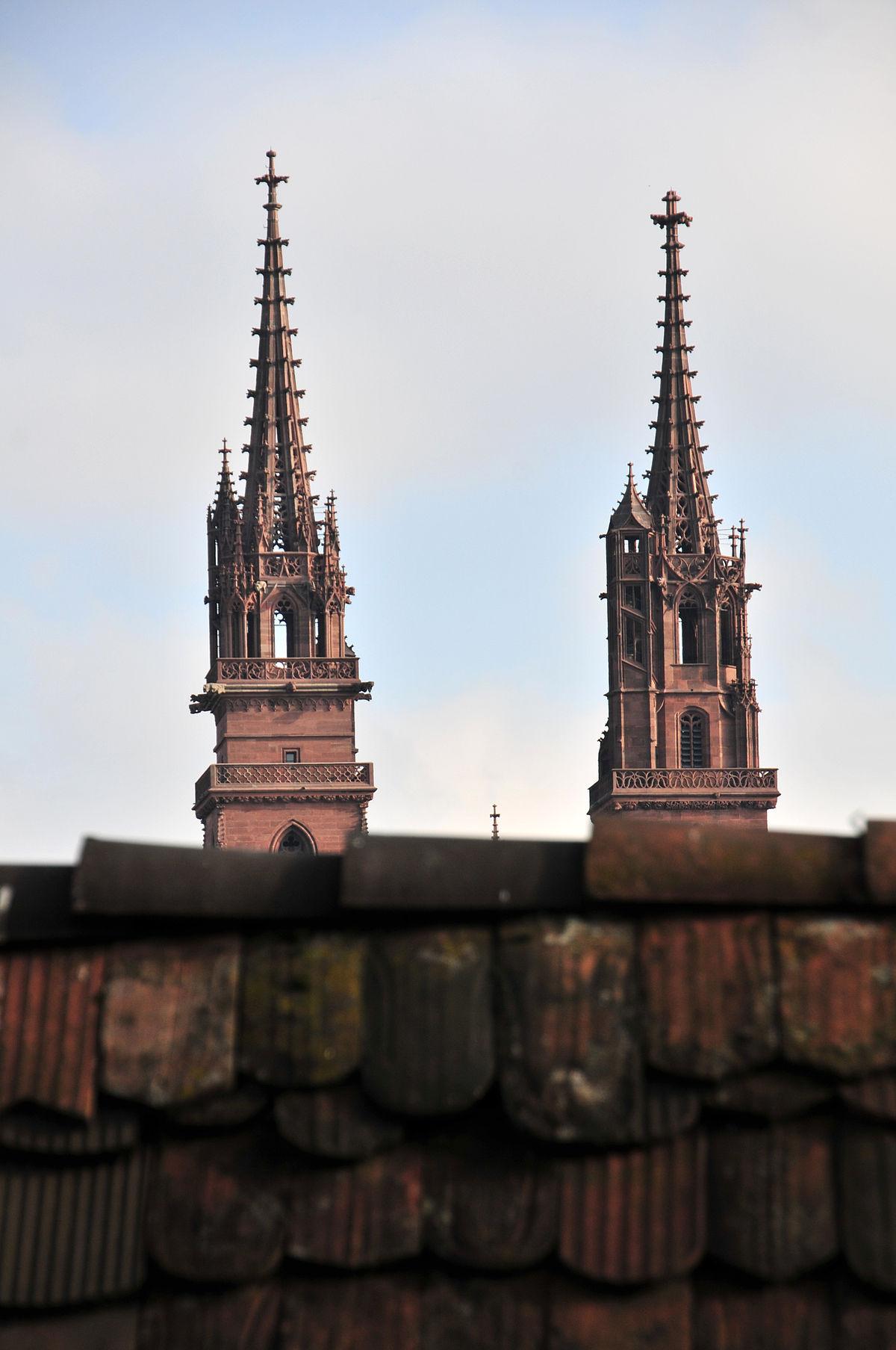 Basel Minster Wikipedia