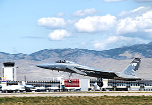 114th Fighter Squadron - 114th Fighter Squadron McDonnell Douglas F-15C-21-MC Eagle 78-0488