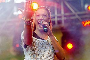 Ivi Adamou - Adamou at Rix FM Festival in Växjö