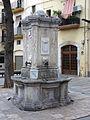 134 Font del Bisbe Armanyà, pl. del Pou (Vilanova i la Geltrú).jpg