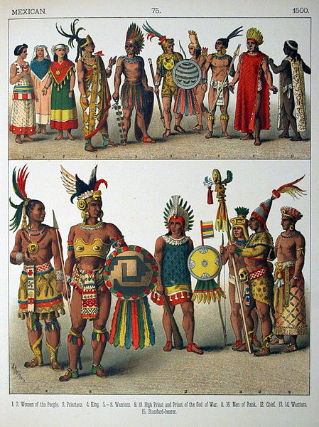File:1500, Mexican. - 075 - Costumes of All Nations (1882).JPG