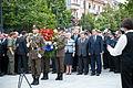 16 obljetnica vojnoredarstvene operacije Oluja 04082011 Jadranka Kosor 997.jpg