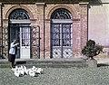 17.10.1964. M. Félix Pourailly et vues de la propriété. (1964) - 53Fi4766.jpg