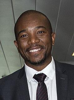 Mmusi Maimane South African politician