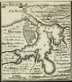1733 Havana map by Popple BPL 12807.png