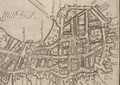 1743 NorthEnd Boston map WilliamPrice.png