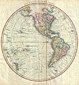 1799 Cary Map of the Western Hemisphere ( America ^ Polynesia ) - Geographicus - WesternHemisphere-cary-1799.jpg