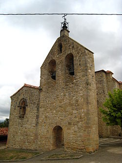 San Julián y Santa Basilia church (9th-15th centuries)