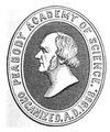 1869 Peabody Academy of Science SalemMA.png