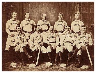 1875 Hartford Dark Blues season - The 1875 Hartford Dark Blues