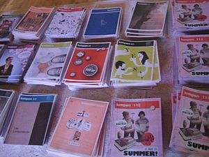 Lumpen (magazine) - Various issues of the magazine