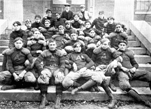 1900 Auburn Tigers football team - The 1900 football team of the Alabama Polytechnic Institute (now Auburn University)
