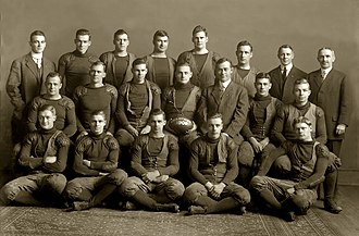 1909 Michigan Wolverines football team - Image: 1909 Michigan Wolverines football team