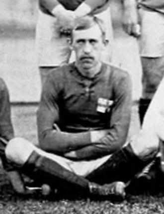 Erik Börjesson - Erik Börjesson in 1912.