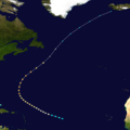 1917 Atlantic hurricane 3 track.png