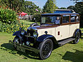 1929 Singer Six at Capel Manor, Enfield, London, England 1.jpg