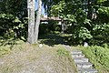 1950-luvun lähiöarkkitehtuuria Maunulan Sahanmäessä, pihamiljöö Liesipolku 3-ssa - G29514 - hkm.HKMS000005-km0000oauz.jpg