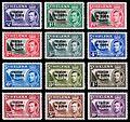 1952 Tristan overprint stamps.jpg