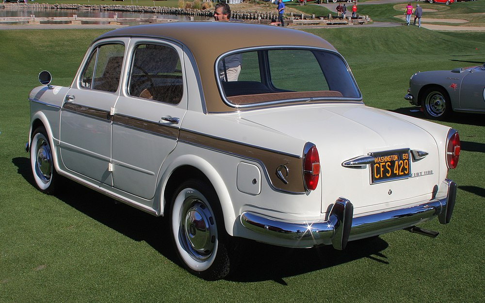 Fiat 1100 Eanswers