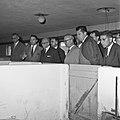 1966 visite de Mr Edgar Faure sénateur du Jura au CNRZ-5-cliche Jean Joseph Weber.jpg