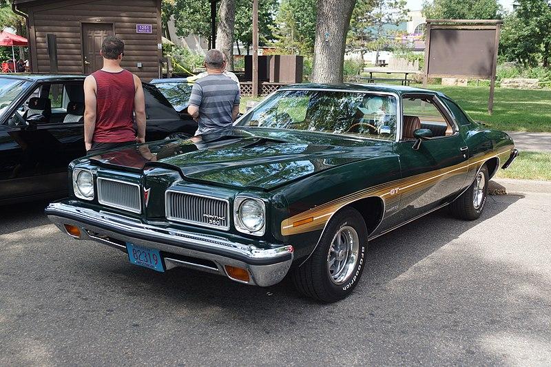 File:1973 Pontiac LeMans GT Sport Coupe (28270971852).jpg