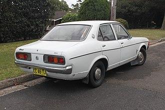 Mitsubishi Galant - Sedan