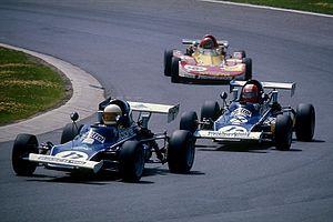 Formula Super Vee - Formula Super Vee racing at Nürburgring in 1975.