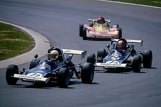 Formula Super Vee - Formula Super Vee racing at Nürburgring in 1975.