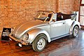 1976 Volkswagen Beetle 1303 Karmann Cabriolet, Fox Classic Car Collection, 2008.JPG