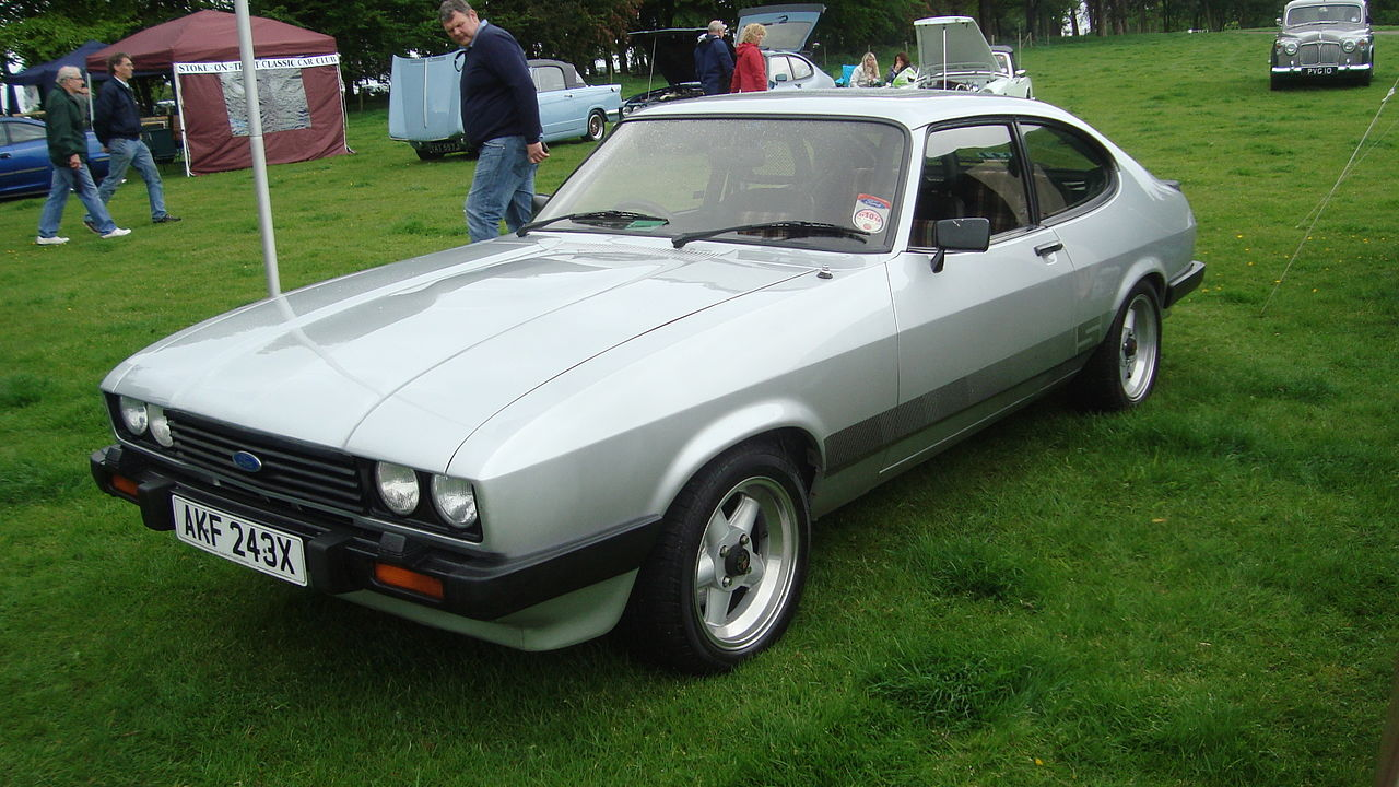 File1981 Ford Capri 30 S 18714253611 Wikimedia Commons 1970 Paint Color Chart