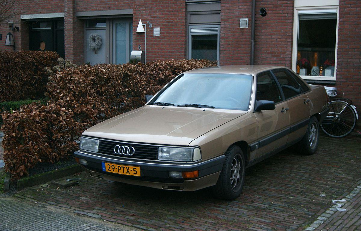 File:1986 Audi 200 Turbo (8805386004).jpg - Wikimedia Commons