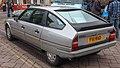1988 Citroen CX 22 TRS 2.2 Rear.jpg