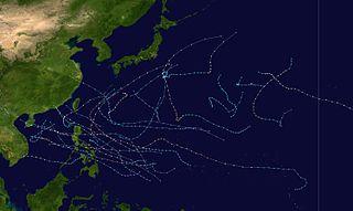 1988 Pacific typhoon season typhoon season in the Pacific Ocean