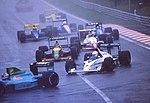 1989 Belgian GP race start 10.jpg