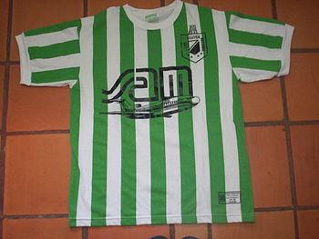 1989 Copa Libertadores Visita replica