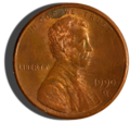 1990-issue US Penny obverse trans.png