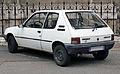 1990s Peugeot 205 XAD rear.jpg