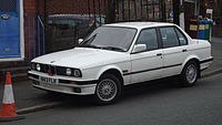 1991 BMW 316I Lux (13190918285).jpg